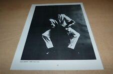 CHUCK BERRY!!!!!!!VINTAGE !!!FRENCH!!!! Mini poster  !!!