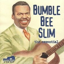 Bumble Bee Slim: The Essential by Bumble Bee Slim