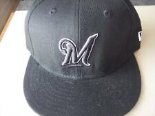 Milwaukee Brewers Kids 59fifty Baseball Hat Cap 6 5/8