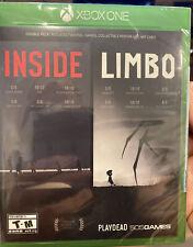 Interior/Limbo playdead Doble Pack Microsoft Xbox Sellado Envío Gratis One