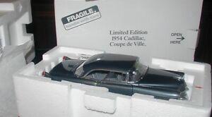 Danbury Mint 1954 Cadillac Coupe DeVille- LE E
