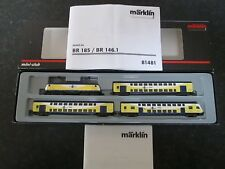 "Marklin spur z scale/gauge ""Swinging In Time"" Metronom Train Set. Very Rare."