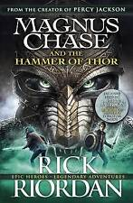 Magnus Chase and the Hammer of Thor (Book 2) by Rick Riordan (Paperback, 2016)