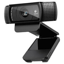 Logitech C920 HD Pro Webcam 1080p Black 960000764