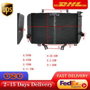For Suzuki GSXR1000 2003 2004  K3 K4 GSX-R1000 03-04 Aluminum Radiator Cooler