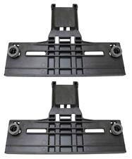 (2) Dishwasher Upper Rack Adjuster for Kenmore Top