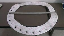 """Four 36"""" Gaskets made from Gore GR Sheet Pipe Flange PTFE Teflon Seal"""