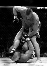 UFC CHUCK LIDDELL ICEMAN ULTIMATE FIGHTER A4 260GSM POSTER PRINT