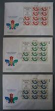Malta Europa cept 1973 Klein arco joyas-fdc top! z1172