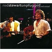 Rod Stewart - Unplugged....And Seated CD/DVD - New and Sealed
