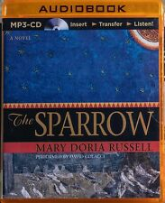 THE SPARROW by Mary Doria Russell-AudioBook