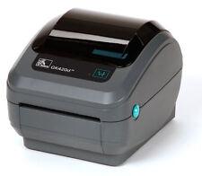 NEW Zebra GK420D Direct Thermal USB Ethernet LAN Label Printer (GK42-202210-000)