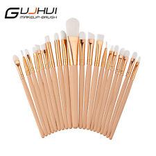 20PCS  Make Up Foundation Eyebrow Eyeliner Blush Cosmetic Concealer Brushes