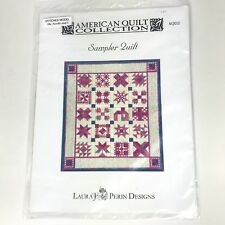 Sampler Quilt- American quilt Collection- Laura Perin Designs