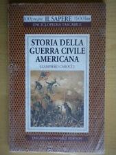 Storia della guerra civile americanaCarocci GiampieroNewtonsapere 104 america