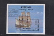 Gilbert Islands 1 dollar 2016 UNC Pinta Sailing Ship Kiribati unusual coin
