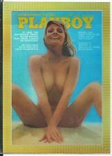 Playboy Chromium Cover Cards Edition 2 Refractor Card # R141