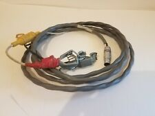 Original Trimble Gps Cable 40356 Rev B1 Cable With Clamps