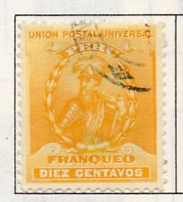 Peru 1895-1902 Early Issue Fine Used 10c. 182263
