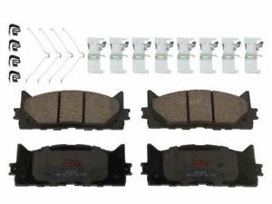 Front TRW Brake Pad Set fits Toyota Avalon 2008-2009, 2012, 2016-2018 32CCFP