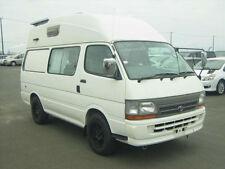 Diesel Campervans Toyota 4 Sleeping Capacity