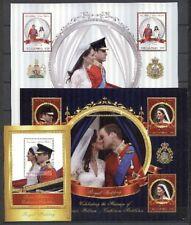 Kate, William, Royal Wedding - Gambia - ** MNH 2011