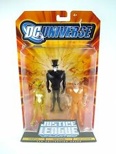 DC Universe JUSTICE LEAGUE UNLIMITED - The Shade, Cheetah, Lex Luthor NEW 3 Pack