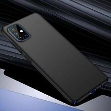 Samsung Galaxy A51 Case Ultra Thin Anti Fingerprint Minimalist Hard PC Black