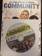 Community - Season 3, Disc 2 REPLACEMENT DISC (not full season)