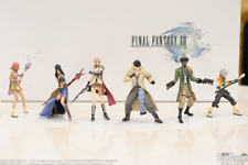SQUARE ENIX Final Fantasy 13 XIII Suntory ELIXIR Trading Arts Mini figures