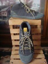 NWOB~ HELLY HANSEN FASHION WINTER UNIQUE GRAY SUEDE & KNIT HIGH TOP SNEAKERS~7.5