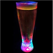 Light Up LED Beer Glass (Pint) Strobing Party Cup Beaker Drinks BBQ