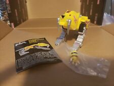 Power Rangers Sabretooth Tiger Zord (Opened Blind Box)