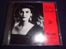 JULIA WEILL Feelings, Nothing More Than ... Pop/Jazz/Chanson CD EXTREM RAR+TOP!!