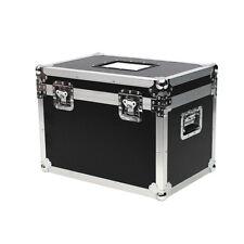Protex Medium Road Case Flightcase Storage DJ Disco Cable Light Flight Case