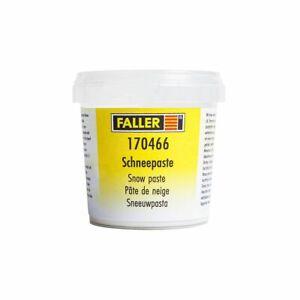 Faller FALL170466 Pâte de neige, 150 ml
