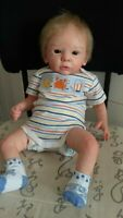 "B803 Lovely Reborn Baby Boy Doll 22"" Child Friendly Available now"