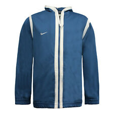 5a2c08602f3 Nike Basketball Mens Hoodie Active Training Jumper Tall Blue 774156 425 M20