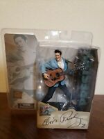 2004 MCFARLANE ELVIS PRESLEY 50TH ANNIVERSARY FIGURE FACTORY SEALED FREE SHIP
