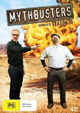 MythBusters Documentary PG Rated DVDs & Blu-ray Discs