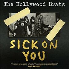 The Hollywood Brats - Sick On You (NEW 2CD)