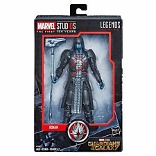 (in-hand) Hasbro Marvel Legends 10th Anniversary Guardians Of Galaxy Ronan