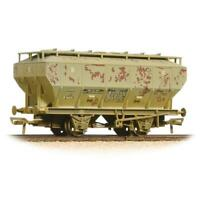 Bachmann 38-501A OO Gauge BR 35T Covered Hopper Wagon Soda Ash