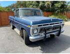 1976 Ford F-150  8 Cylinder, Manual. Runs great. Most all original parts. Smoged on 03/2021.