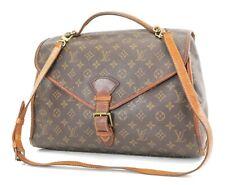 Auth LOUIS VUITTON Beverly Briefcase Monogram 2-Way Hand Shoulder Bag #36743