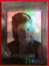 GAME OF THRONES - MARGAERY TYRELL - Season 4 - FOIL PARALLEL Card #53