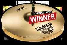 """Sabian 14"""" AAX X-plosion Hi Hat Cymbals"""