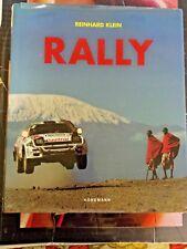 Rally Author: D Williams, M Lizin & H Deimel. Photography: Reinhard Klein.