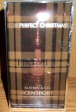 Slatkin & Co. The Perfect Christmas Fireside Scentport