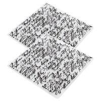 2X Embossing Folders Concave-Convex Scrapbooking Template Photo Album Card DIY